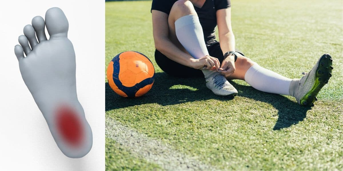 Best Football Boots for Plantar Fasciitis