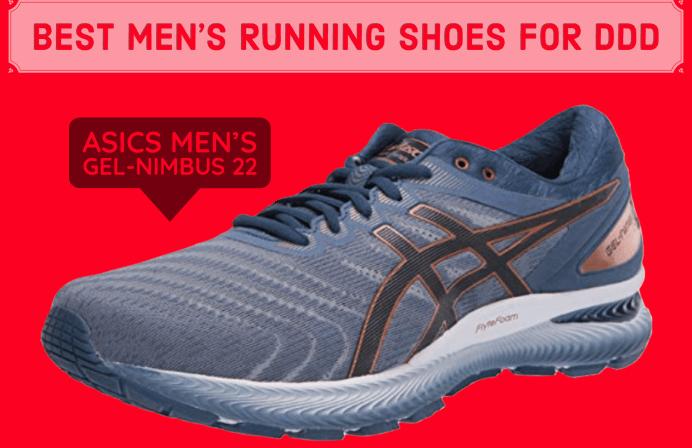 best mens running shoes for degenerative disk disease