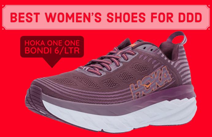 best womens shoes for degenerative disk disease