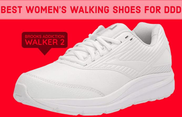 brooks walking shoes for degenerative disk disease
